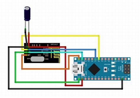 arduino nano sensor light wiring diagram day and