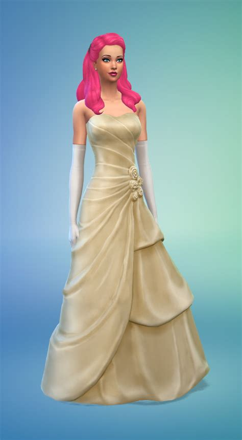 Wedding Cake In The Sims 4 by How To Plan A Wedding In The Sims 4 Sims