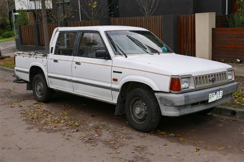 file 1990 ford courier pc 2wd 4 door utility 2015 07 03 jpg wikimedia commons