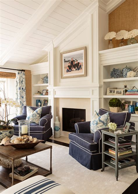 california house with classic coastal interiors