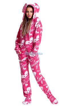 footed pj s womens footed pajamas on pajamas