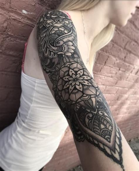tattoo mandala melbourne best 25 black and gray tattoos ideas on pinterest