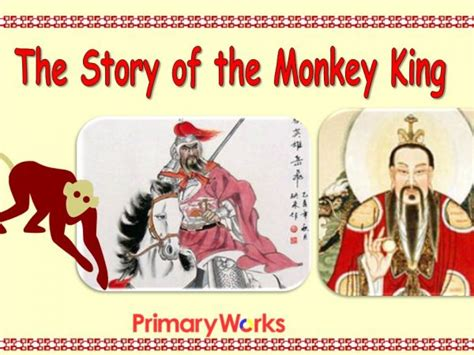 new year story year 1 story of the monkey king