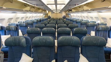 average seat width second push in us for minimum airline seat size standards
