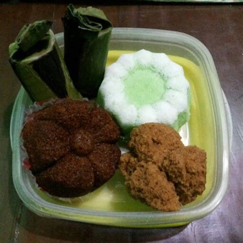 love indonesia traditional cake  food  called