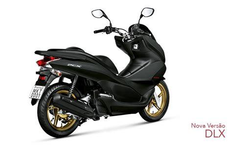 Pcx 150 Dlx 2018 by Honda Pcx Dlx 2015 03 Motorede