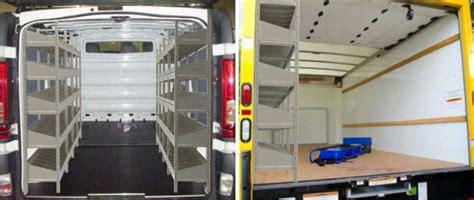 scaffali per furgoni prezzi scaffali per furgoni e garage euroscaffale srl