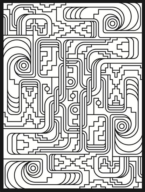 17 Best Ideas About Pattern Coloring Pages On Pinterest Coloring Pages Deco