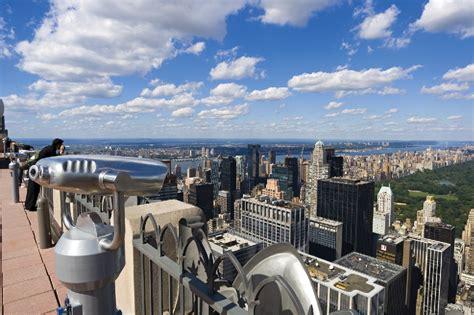 observation deck top of the rock los 10 mejores destinos tur 237 sticos de estados unidos 2013