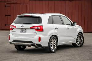 Buy Kia Sorento 2014 Kia Sorento Reviews And Rating Motor Trend