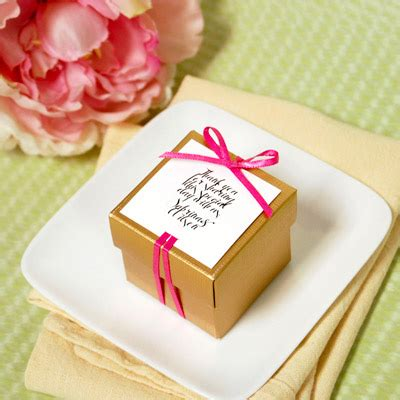 Wedding Note Box by Diy Thank You Note Favor Boxes Ideas By Beau Coup