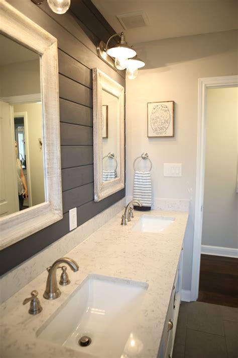 ideas  plank wall bathroom  pinterest