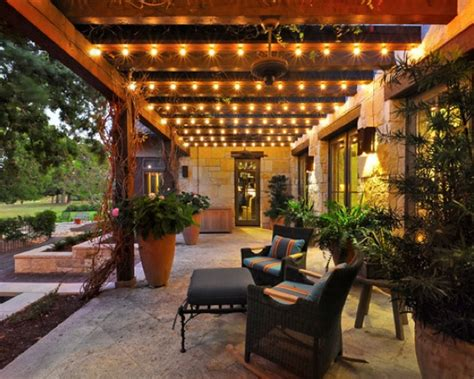 Exterior Patio Lighting Exterior Lighting Ideas For The Suburban Home Hanken Interior Design Minneapolis