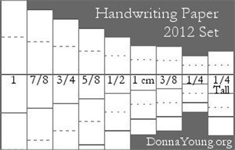 donna writing paper donna s handwriting ruled and plain ruled printable