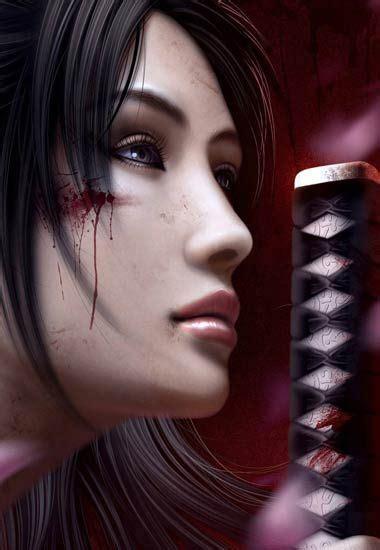 desktop wallpaper virtual girl fantasy samurai girl desktop wallpaper download fantasy