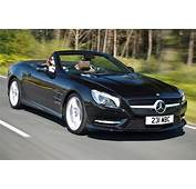 Mercedes SL Upgraded  Auto Express