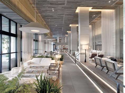 South Florida Interiors by 1 Hotel South Miami