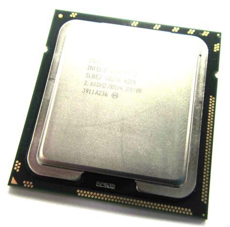 Processor Intel I7 920 Socket 1366 procesador intel 174 i7 920 socket 1366 procesador