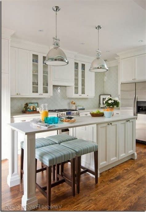 narrow kitchen island with seating narrow kitchen ideas island table islands with