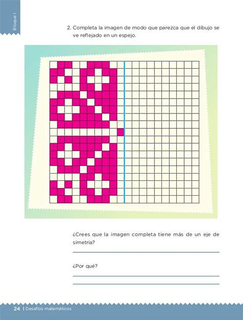 libro de desafos matemticos 6 grado 2016 libro de texto desafios matematicos 6to alumno 2014 2015