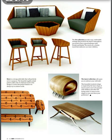 furniture magazines furniture magazines 28 images brand caigns by yamini