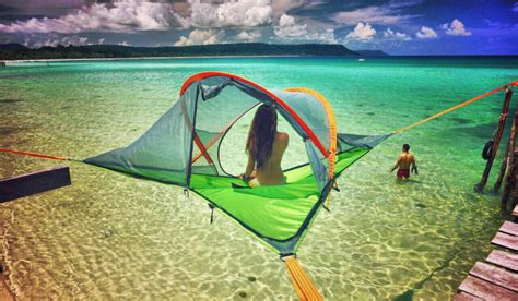 tentsile suspended tree tents expands its line with a