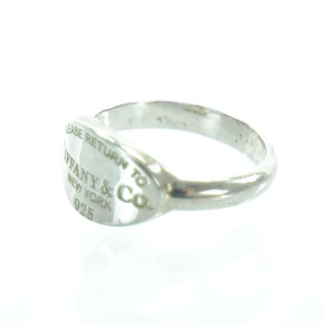 co sterling silver return to ring 28516