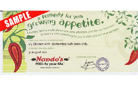 Printable Nandos Vouchers 2014 | secret how to get nandos vouchers nandos black card vouchers