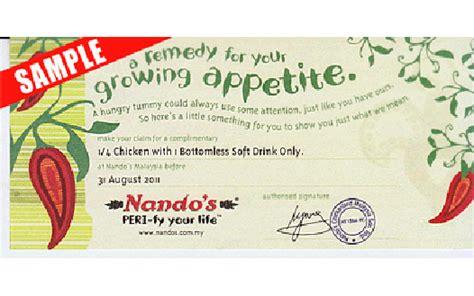 discount vouchers for nandos secret how to get nandos vouchers nandos black card vouchers