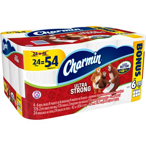What Company Makes Charmin Toilet Paper - charmin ultra toilet paper count