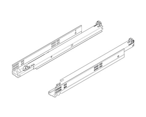 Blum Tandem Drawer Runners by Blum Tandem For Wood Extension Drawer Runners With