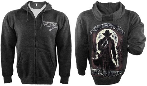 Hoodie Outlaw cowboy cerrone outlaw signature hoodie