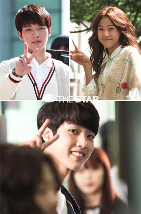 film korea terbaru high school love on high school love on 하이스쿨 러브온 korean drama