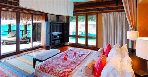 bora bora rooms the st regis bora bora resort bora bora polynesia luxury pictures