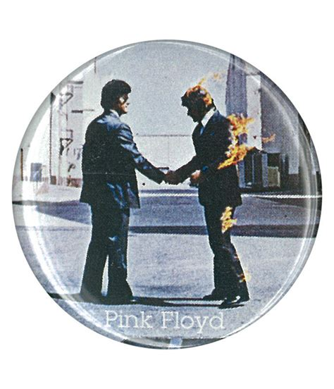 pink floyd pf burning man pin liquid blue