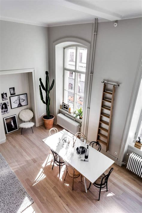 stylishly scandinavian gorgeous contemporary apartment