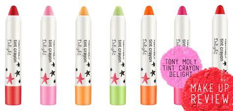 Makeup Tony Moly Make Up Review Tony Moly Tint Crayon Delight Unitedkpop