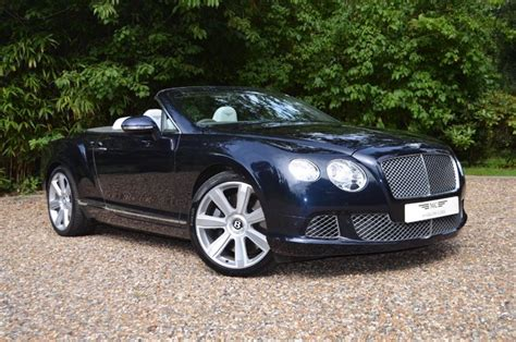 on board diagnostic system 2011 bentley continental gtc engine control used dark blue metalic bentley continental gtc for sale buckinghamshire