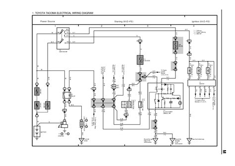 tacoma horn wiring diagram new wiring diagram 2018