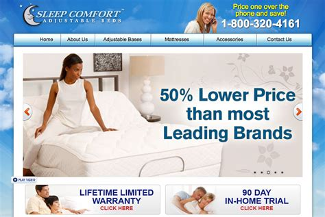 www sleep comfort com top 2 complaints and reviews about sleep comfort