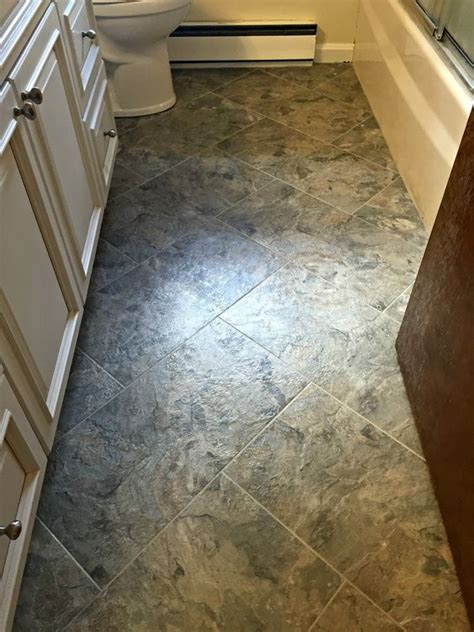 armstrong bathroom flooring luxury vinyl tile armstrong alterna reserve color