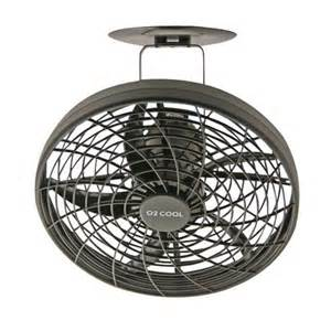 Battery Operated Outdoor Ceiling Fan O2 Cool 174 10 Quot Portable Canopy Tent Fan Academy