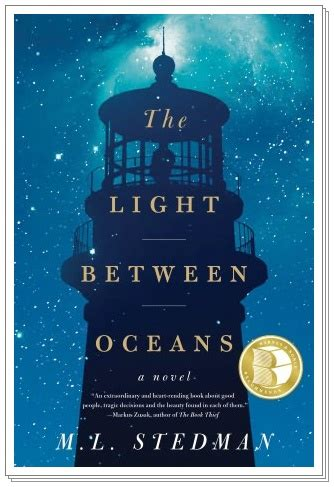 the light between two oceans book lighthouse