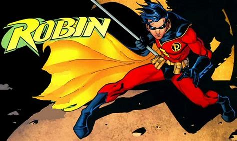 Robins O O whos the coolest robin batman comic vine