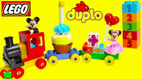 Lego Duplo Mickey Mouse Birtday Parade mickey mouse clubhouse lego duplo 10597 birthday parade
