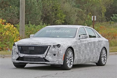 2019 Cadillac Ct6 by 2019 Cadillac Ct6 Drops 2 0 Liter Turbo Engine Ats Could