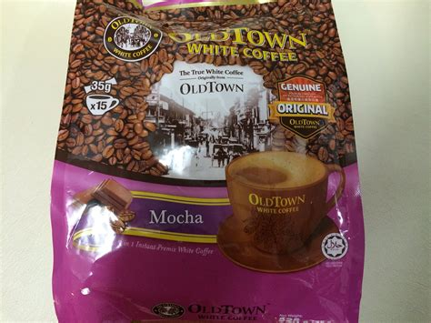 White Coffee Town town white coffee 3 in 1 variety pack