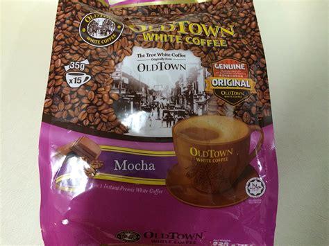 Town White Coffee 3 In 1 Classic 15 Sachet X 40 G Kopi Malaysia town white coffee 3 in 1 variety pack classic sugar hazelnut