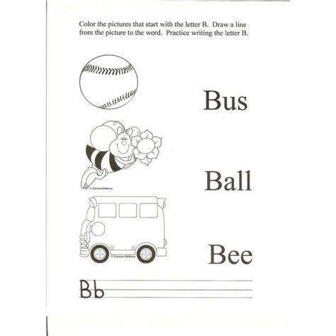 Letter B Worksheets For Preschool by 4 Activities For Letter B Ideas For The Preschool Classroom