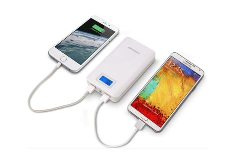 best usb external battery 25 best portable battery chargers android iphone or